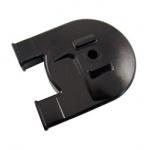 Kettenkasten / Kettenschutz mit Deckel schwarz