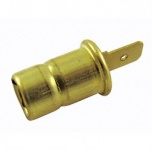 Tachobirnchenfassung - Fassung Sockel BA7S - Lampenfassung