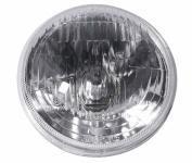 Scheinwerfereinsatz H4 komplett mit Standlicht - mit E-Prüfzeichen
