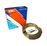 Set Bremsbacken EBC mit Stahleinlage - inkl. Feder und Sicherungsclips