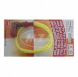 Rennkerzenstecker SET NGK SPORT mit gelben hochleistungs Silikonkabel und Phenolharzstecker