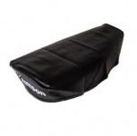 Sitzbezug SIMSON - schwarz, glatt - S51