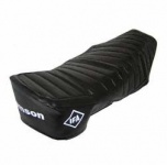 Sitzbezug SIMSON - schwarz, strukturiert, wasserdicht