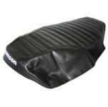 Sitzbezug SIMSON - schwarz, strukturiert, wasserdicht - SR50