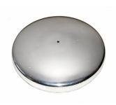 Tankdeckel - Alu poliert - Ø 40mm