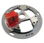 Grundplatte mit Geber 8305.1-140/1  - elektronische Zündung Simson
