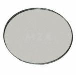 Spiegelglas, KONVEX splittergeschützt Ø = 120mm