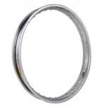 Felge 1,60x19 Zoll - (Marke Radaelli) - Stahl verchromt