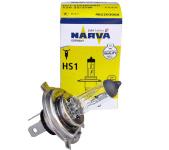 Scheinwerferlampe NARVA 12V 35/35W PX43t HS1 Halogen (Markenlampe NARVA)