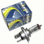 Biluxlampe 12V 60/55W H4 Halogen P43t (Markenlampe NARVA)