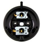 Rücklichtunterteil - für BSL ( 8520.26 ) und BSKL ( 8522.21) ø 120 mm - 3 Befestigungsschrauben - ohne Leuchtmittel inkl. Schrauben