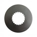 Kupplungslamelle, Kupplungsscheibe (Stahl) - 0,6 mm