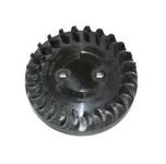 Lüfterrad PVC für Polrad/Schwungscheibe