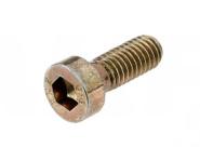 Zylinderschraube M6x16 - Innensechskant 5 mm - für Flanschstutzen am Zylinder - Bing Vergaser