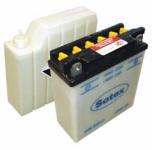 Batterie 12N5-3B SOTEX inkl. SÄUREPAKET - 12V 5Ah