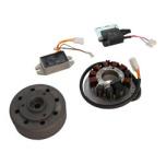 VAPE (ohne Kleinteile) - Nur Zündungskomponenten und Regler im Set - Magnete verklebt und vergossen