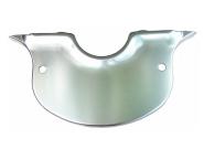 Armaturenblech - neue Ausführung - Aluminium
