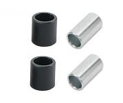 SET Polyamid-Buchse komplett mit Innenrohr für Schwinge - SR50