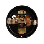 Rücklichtunterteil  (Metallgehäuse) - BSL (8522.11) ø 100mm - ohne Leuchtmittel und Kleinteile - S50