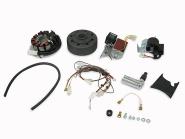 S50, S51, S70 Umrüstsatz AKA Electric auf 12V - ohne Batterie, Hupe und Kugellampen - Magnete vergossen