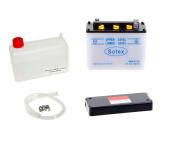 Batterie SCHWALBE SOTEX inkl. SÄUREPAKET - 6V 4,5Ah