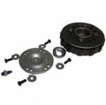 Kupplungspaket einbaufertig, Tellerfeder 1,6mm - (neue Ausführung, Aufbau wie S51, S53)