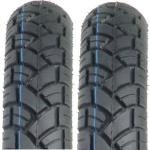 Vee Rubber Reifen SET 2 Stück - Reifen 2 3/4x16 (VRM094) 43J