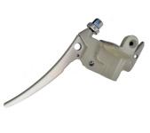 Kupplungsarmatur - grau - mit Aluhebel - ohne Hülle für Hebel
