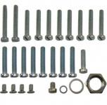 Normteile-Set Motor (Gehäuse und Deckel) - S51