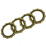 SET Kupplungsscheiben A12 / Reibbeläge (4 Stück)