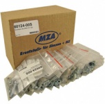 Schraubensatz (verzinkt) für komplettes Fahrzeug - KR51/1