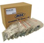Schraubensatz (verzinkt) für komplettes Fahrzeug - KR51/2