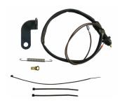 SET Bremslichtschalter mit Befestigungswinkel + Kleinteile - KR51/1