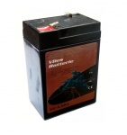 Batterie AKA Electric (Vlies - wartungsfrei) - 6V 4,5Ah