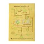 Schaltplan (40x60cm) S51/1C