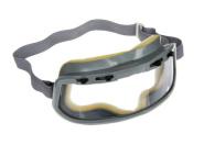 """Motorradschutzbrille - Original DDR-Sportschutzbrille - MARKE: """"START"""" - mit einstellbarer Belüftung"""