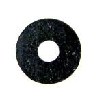 Gummischeibe ø 3x9-1 - Weichgummischeibe, Sicherungsscheibe für Schrauben
