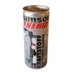 SIMSON S51 Energy - Kraftstoff für Deinen Körper - Qualitativ hochwertiger, kohlensäurehaltiger Energy-Drink mit Koffein und Taurin