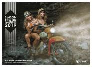 SIMSON Erotik-Kalender 2019