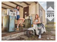 SIMSON Vogelserie & Co. Kalender 2019