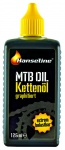 Kettenöl graphitiert, extrem belastebar, 125ml, Hanseline