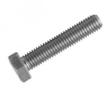 Sechskantschraube M8x45-8.8-A4K (DIN 933)