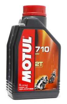 MOTUL 710 2-Taktöl Vollsynthetisch - 1 Liter