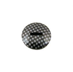 Verschlußschraube - Alu carbonstyle (Kupplungseinstellung) - ohne O-Ring (Nr. M10223)