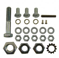 Normteile-Set KR51/1 Rahmen-Hinterradschwinge-Kippständer-Fußbremse
