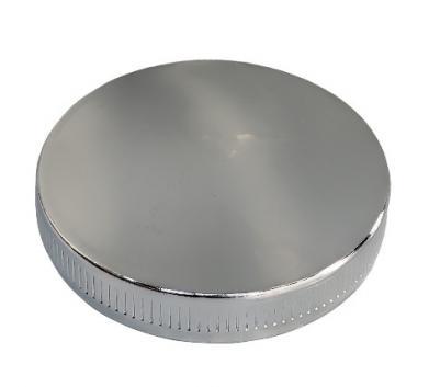 Tankdeckel Chrom Ø 40mm