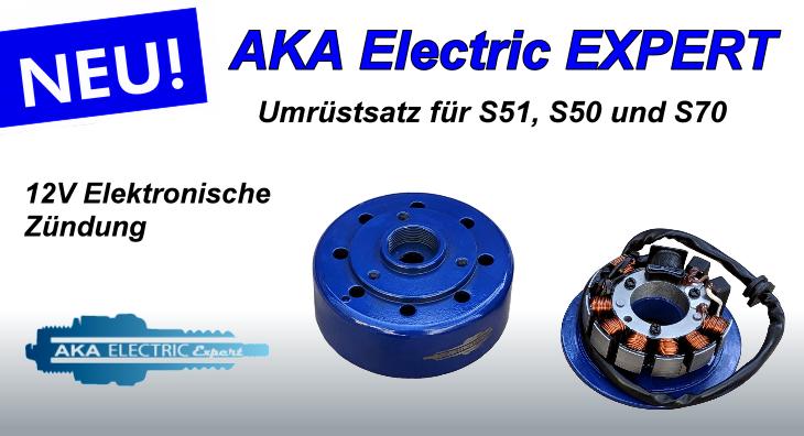 AKA Electric EXPERT